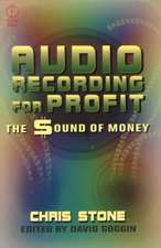 Audio Recording for Profit