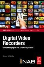 Digital Video Recorders
