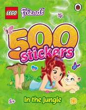 LEGO Friends: 500 Stickers: In the Jungle