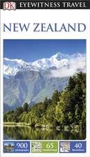 DK Eyewitness Travel Guide New Zealand