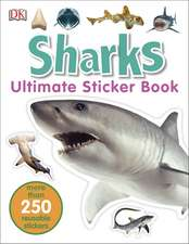 Sharks Ultimate Sticker Book