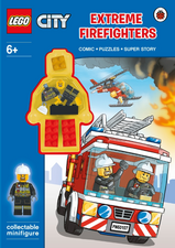 LEGO City: Extreme Fire Fighters