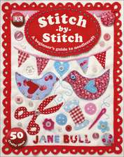 Stitch-by-Stitch: A Beginner's Guide to Needlecraft