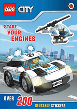 LEGO City: Start Your Engines