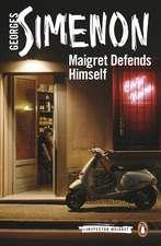 Maigret Defends Himself: Inspector Maigret #63