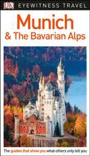 DK Eyewitness Munich and the Bavarian Alps