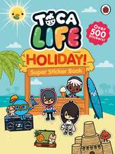 Toca Life: Holiday!: Super Sticker Book