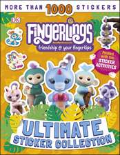 Fingerlings Ultimate Sticker Collection: With more than 1000 stickers