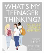 What's My Teenager Thinking?
