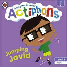 Actiphons Level 2 Book 1 Jumping Javid