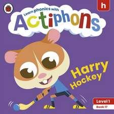 Actiphons Level 1 Book 17 Harry Hockey