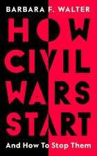 How Civil Wars Start