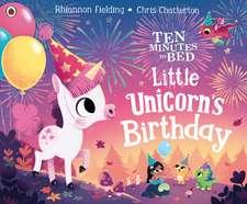 Little Unicorn's Birthday