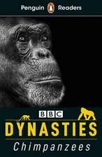 Penguin Readers Level 3: Dynasties: Chimpanzees (ELT Graded Reader)