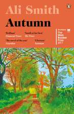 Autumn: SHORTLISTED for the Man Booker Prize 2017