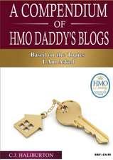 A Compendium of HMO Daddy's Blogs