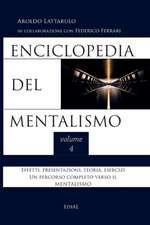 Enciclopedia del Mentalismo Vol. 4
