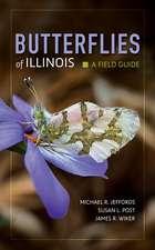 Butterflies of Illinois: A Field Guide
