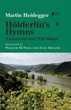 Holderlin's Hymns