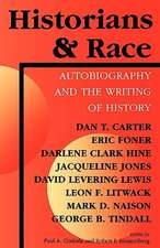 Historians & Race
