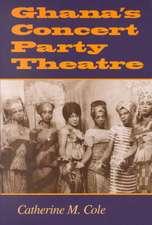 Ghana's Concert Party Theatre