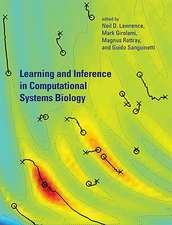 Learning and Inference in Computational Systems Biology