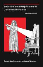 Structure and Interpretation of Classical Mechanics 2e