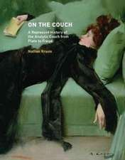 On the Couch – A Repressed History of the Analytic Couch from Plato to Freud