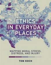 Ethics in Everyday Places – Mapping Moral Stress, Distress, and Injury