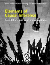 Elements of Causal Inference – Foundations and Learning Algorithms