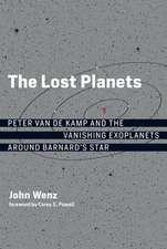 The Lost Planets – Peter van de Kamp and the Vanishing Exoplanets around Barnard`s Star