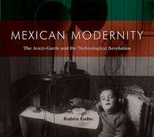Mexican Modernity – The Avant–Garde and the Technological Revolution