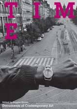 Time (Whitechapel – Documents of Contemporary Art)