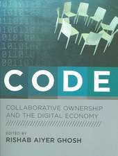 CODE – Collaborative Ownership and the Digital Economy