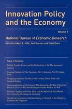 Innovation Policy & the Economy V 1