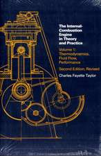 The Internal Combustion Engine in Theory and Practice – Thermo Fluid Flow 2e V1