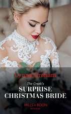 Greek's Surprise Christmas Bride