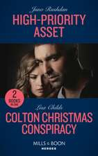 High-Priority Asset / Colton Christmas Conspiracy