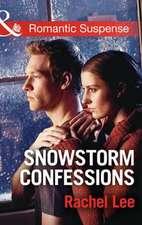 Snowstorm Confessions