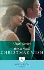 The Shy Nurse's Christmas Wish