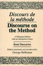 Discours De La Methode: Philosophy