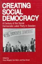 Creating Social Democracy