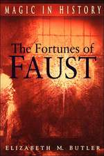 The Fortunes of Faust