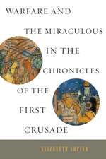 Warfare and the Miraculous in the Chronicles of the First Crusade:  FDR and the 1936 Presidential Campaign