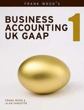 Business Accounting UK GAAP Volume 1