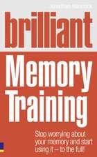 Brilliant Memory Training