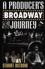 A Producer's Broadway Journey