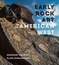 Early Rock Art of the American West: The Geometric Enigma