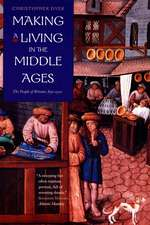 Making a Living in the Middle Ages: The People of Britain 850–1520