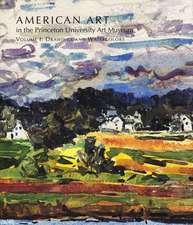 American Art in the Princeton University Art Museum: Volume 1: Drawings and Watercolors